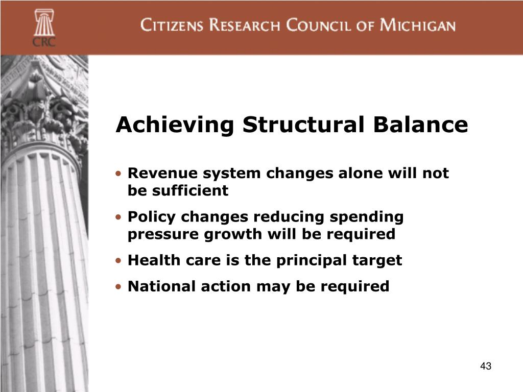 Achieving Structural Balance
