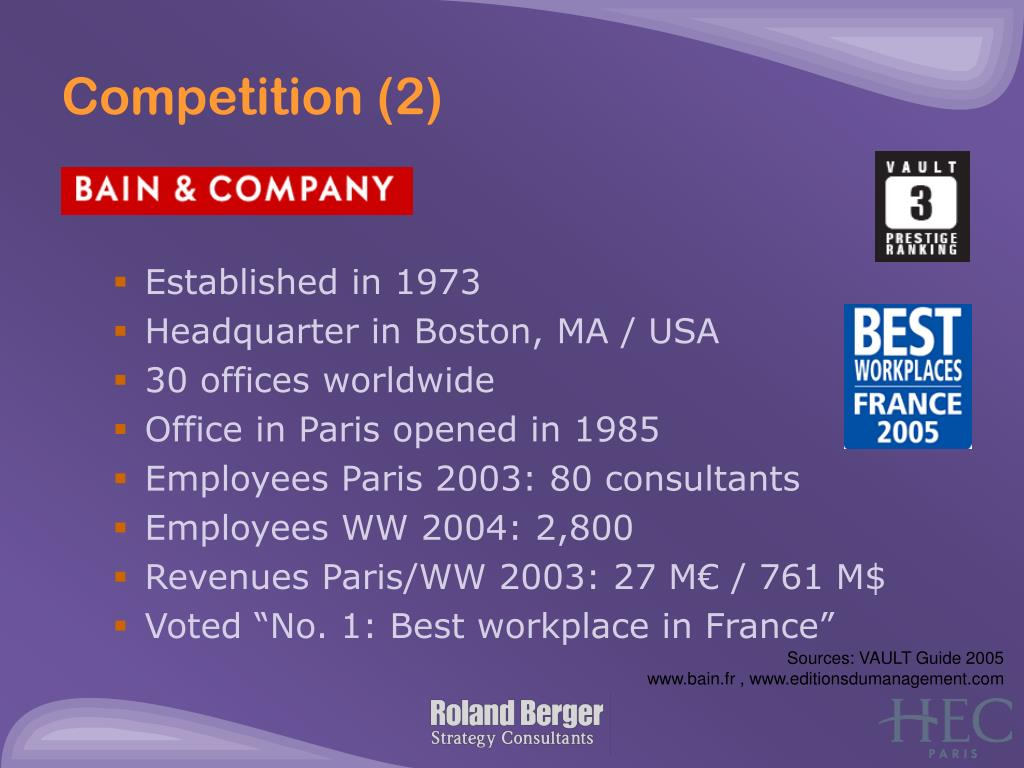 Competition (2)