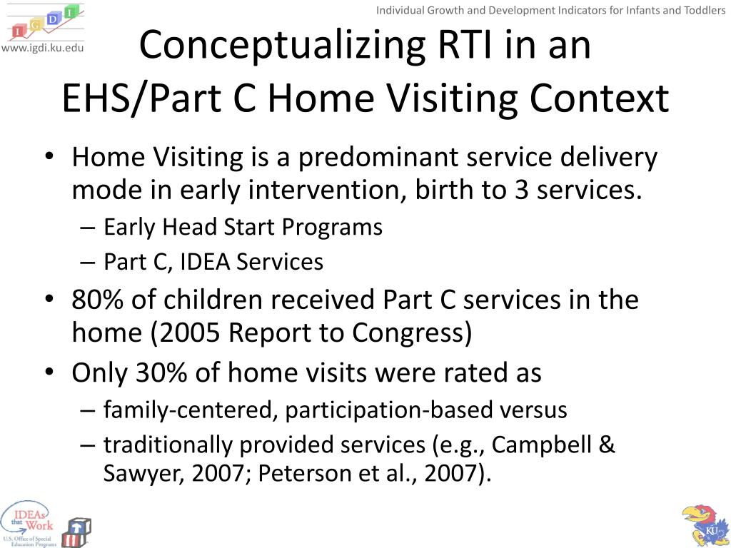 Conceptualizing RTI in an