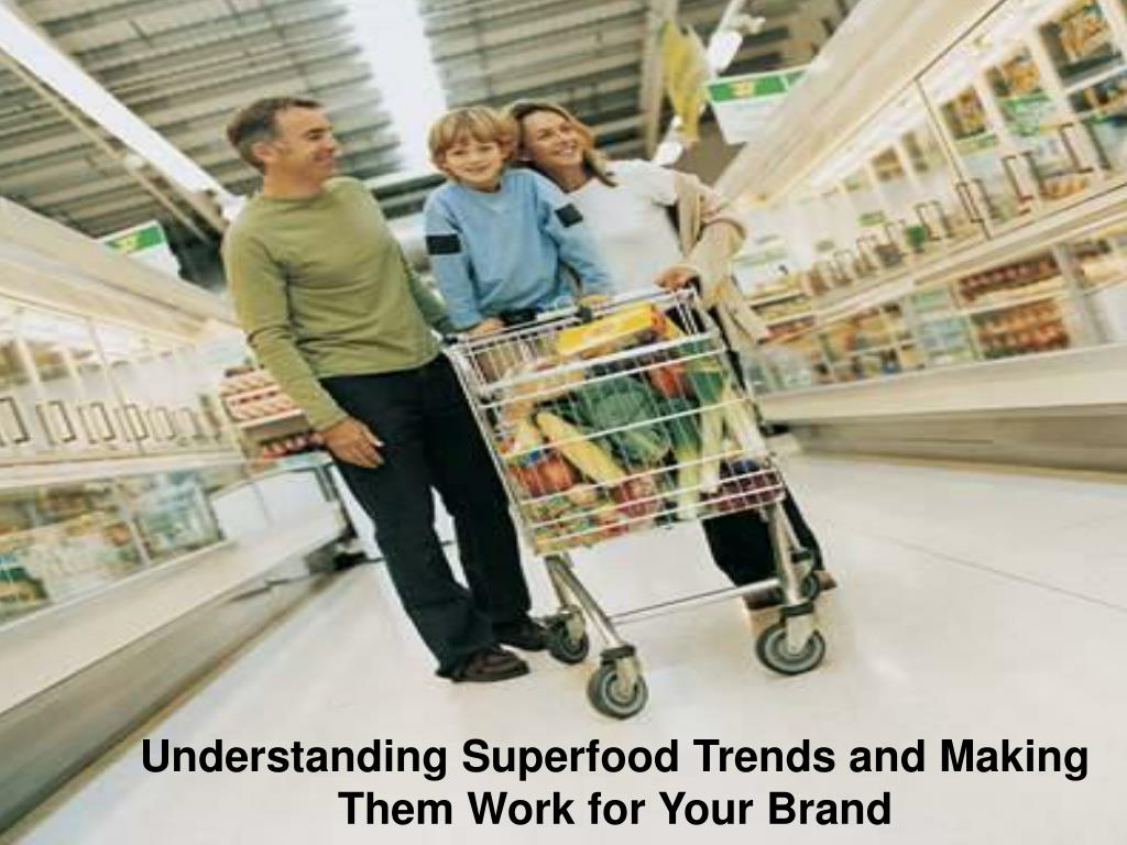 Capitalizing on Consumer Trends