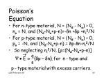 poisson s equation33