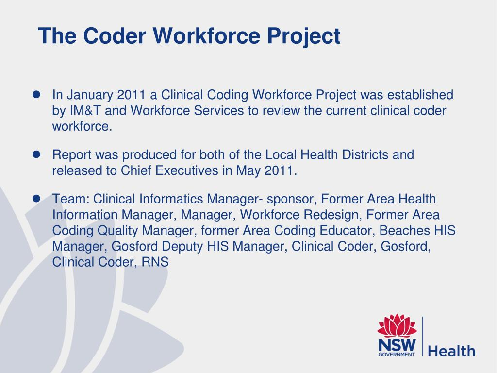 The Coder Workforce Project