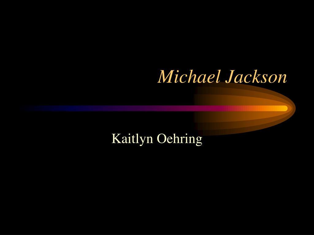 michael jackson l.