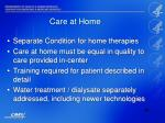 care at home