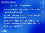 physical environment31