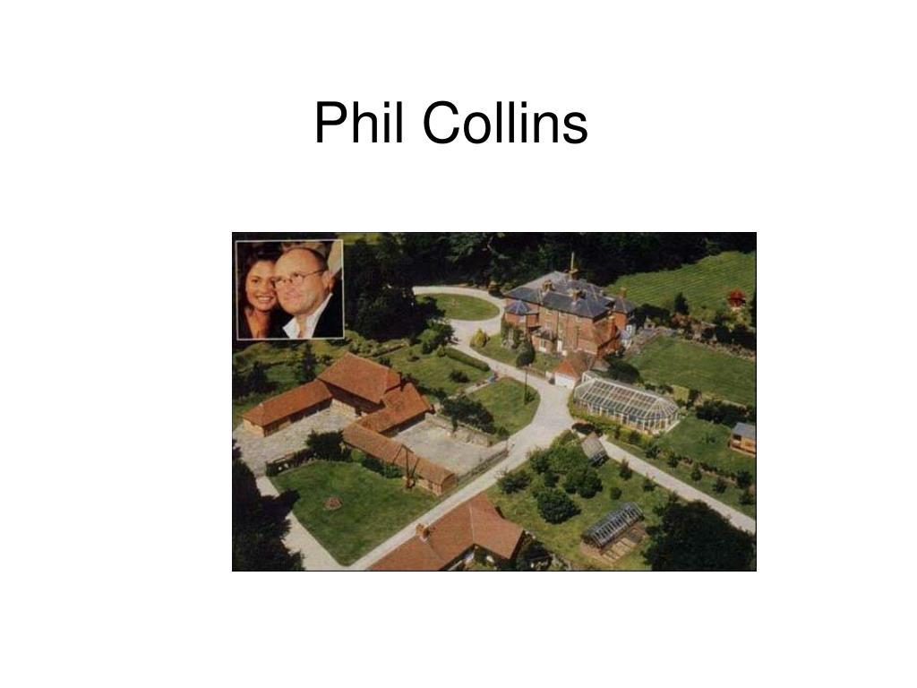 phil collins l.
