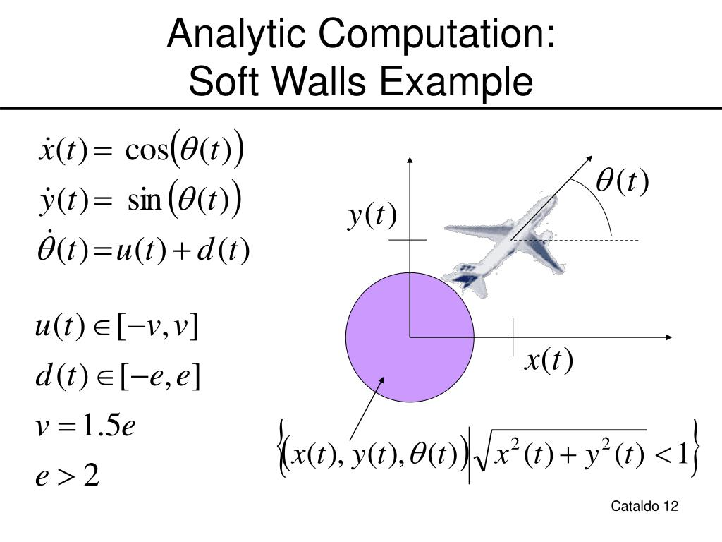 Analytic Computation: