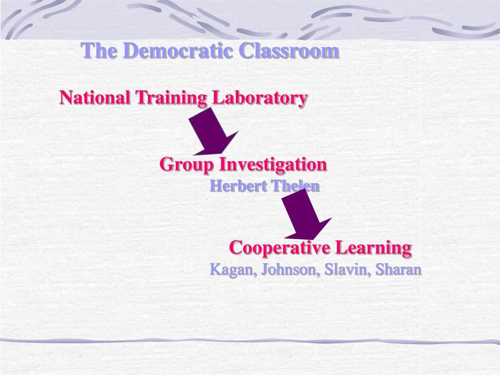 The Democratic Classroom