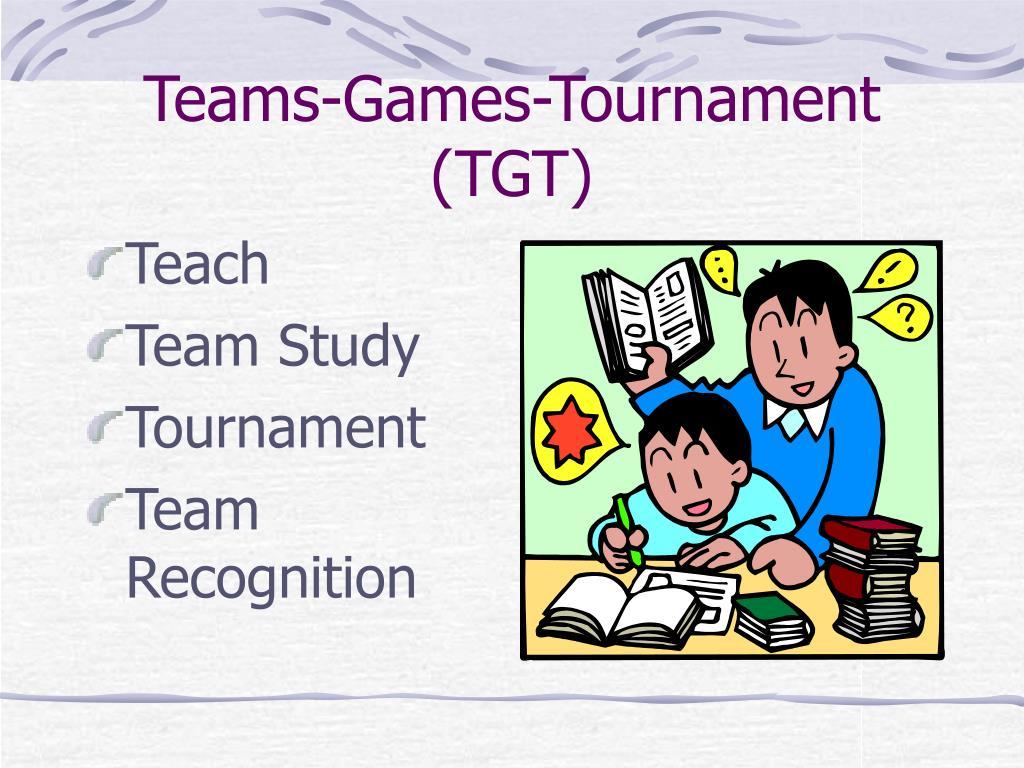 Teams-Games-Tournament (TGT)