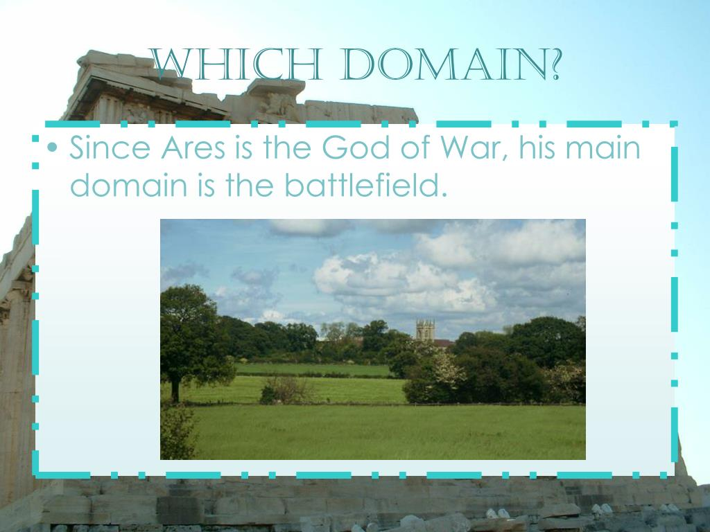 Which domain?