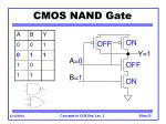 cmos nand gate22