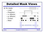 detailed mask views