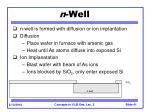 n well