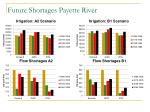 future shortages payette river