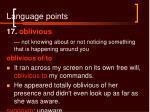 language points40