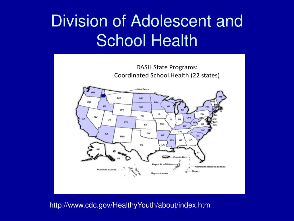 Division of Adolescent and