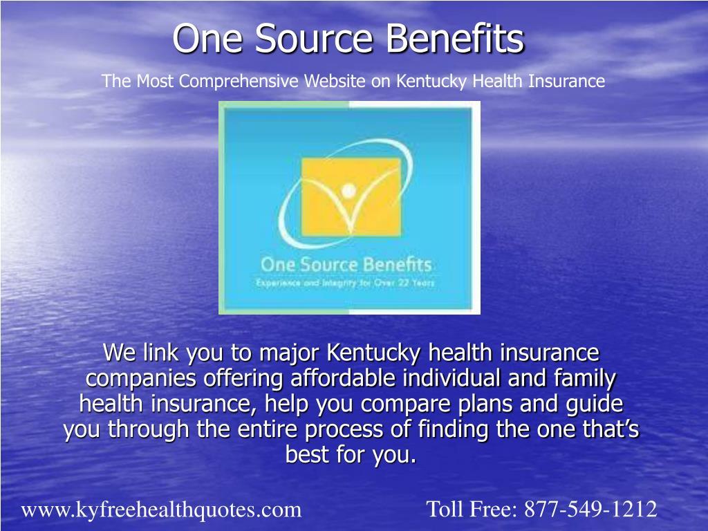 one source benefits
