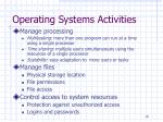 operating systems activities18