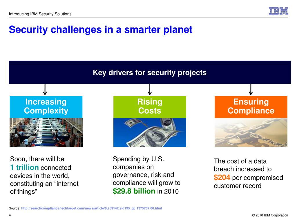 Security challenges in a smarter planet