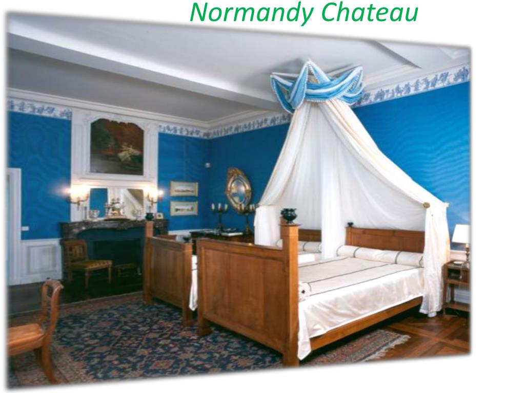 Normandy Chateau