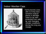 indoor wardian case
