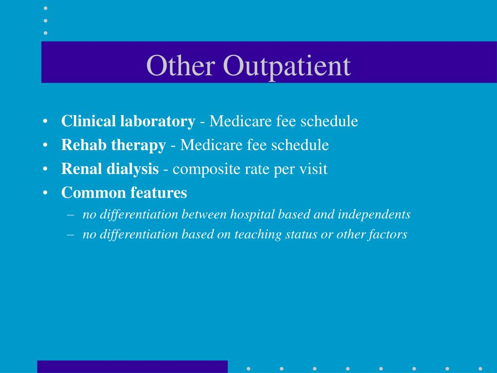 Other Outpatient