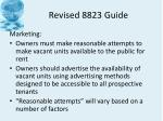 revised 8823 guide36