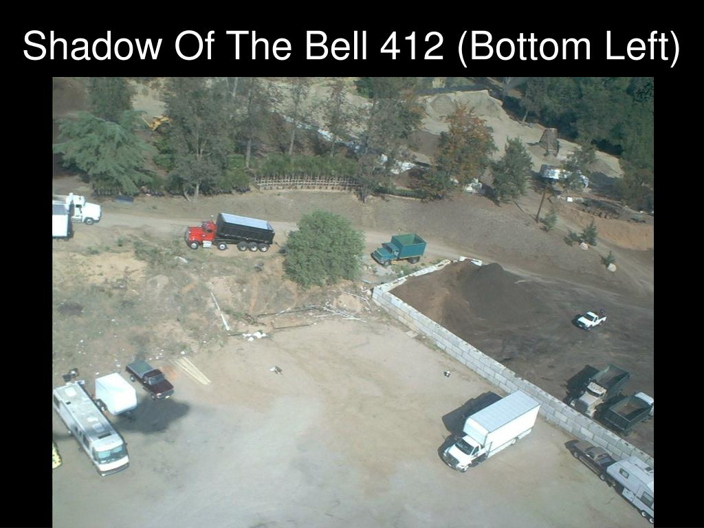 Shadow Of The Bell 412 (Bottom Left)