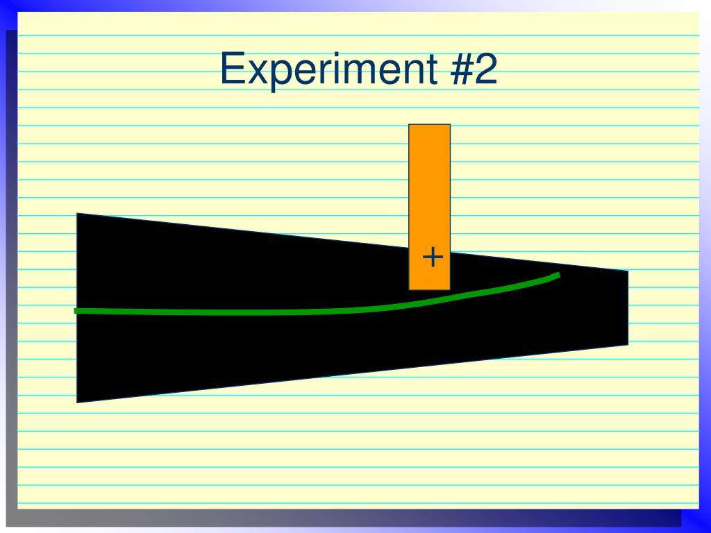 Experiment #2