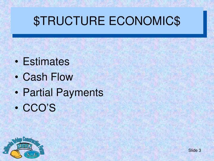 Tructure economic