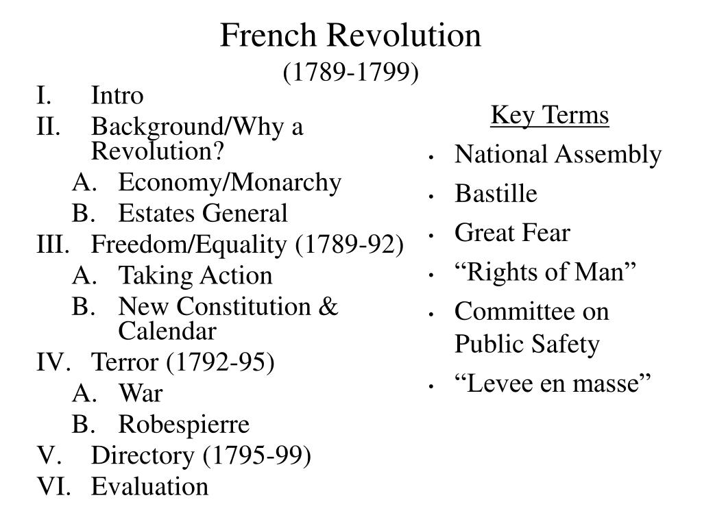 the fashion revolution of 1789 1799 essay Phases of the french revolution essaysthe french revolution, which took place from 1789 to 1799, was an accumulation of two different revolutions, or two different stages of the revolution the first stage, from 1789 until early 1792, dealt with liberty, and new ideas and policies for government.