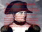 rise of napoleon bonaparte
