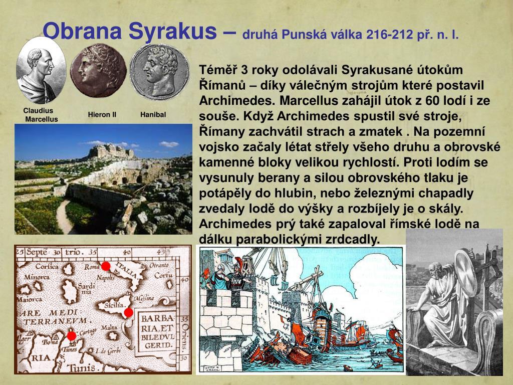 Obrana Syrakus –