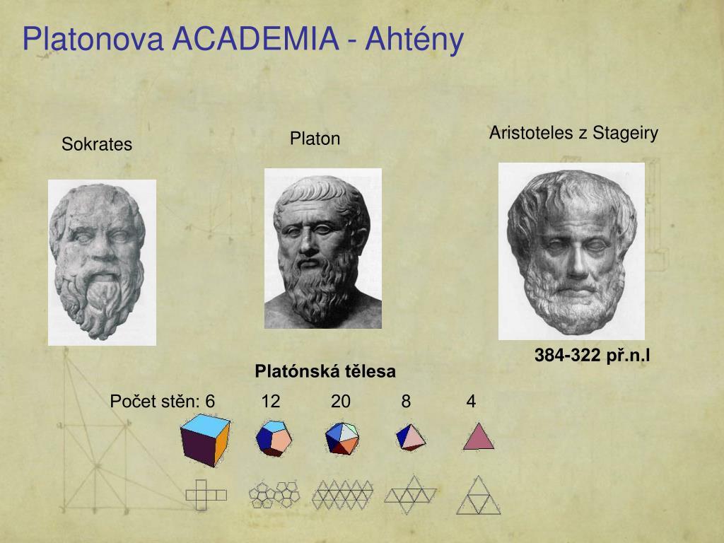 Platonova ACADEMIA - Ahtény