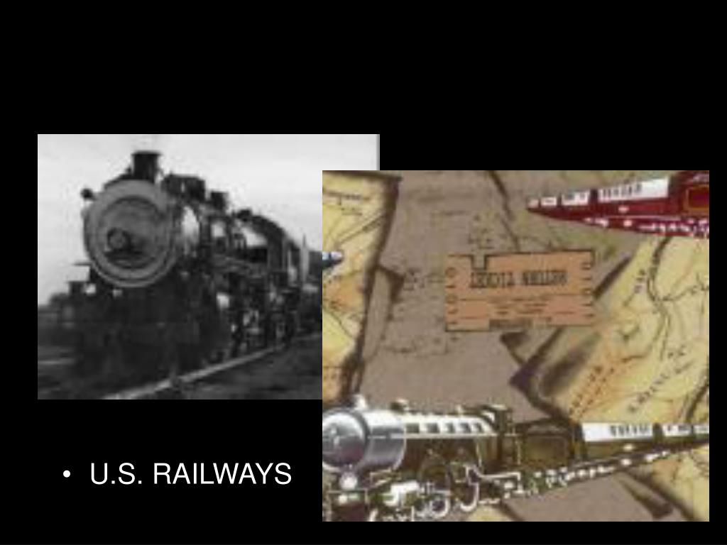 U.S. RAILWAYS