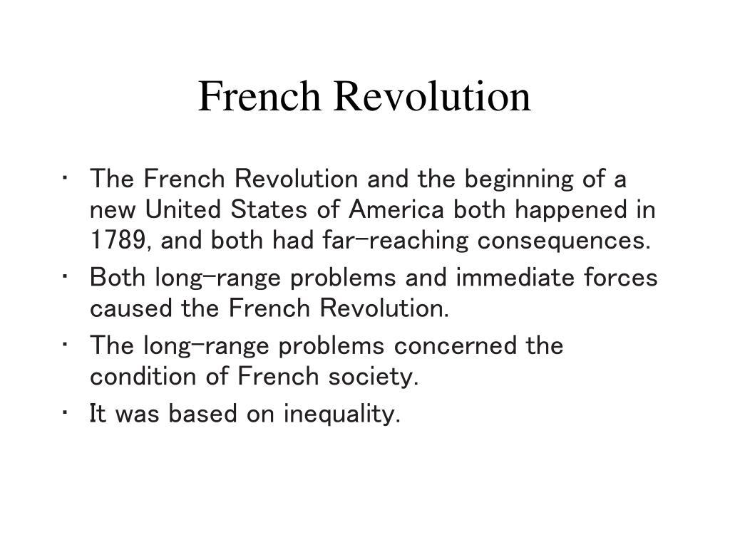french revolution l.