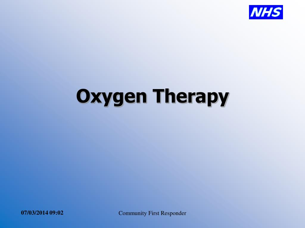oxygen therapy l.