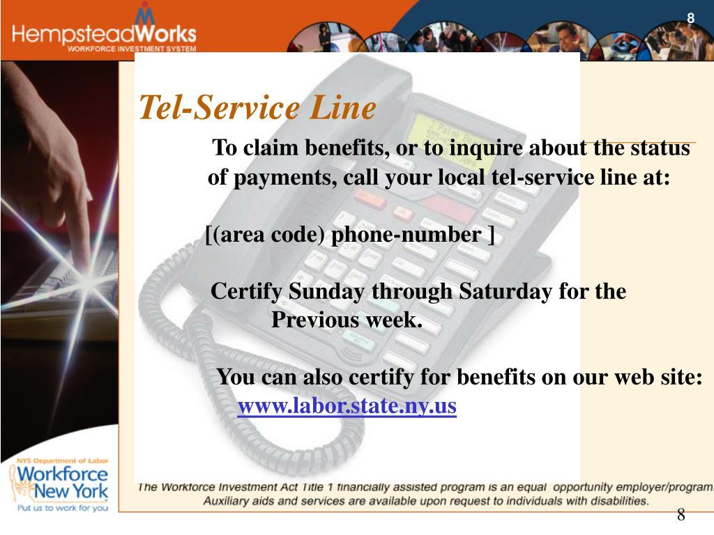 Tel-Service Line