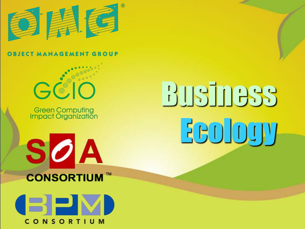 business ecology l.