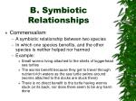 b symbiotic relationships5