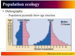 population ecology11