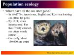 population ecology2