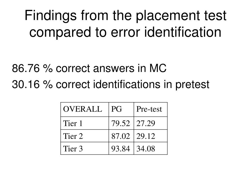 86.76 % correct answers in MC