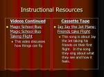 instructional resources32