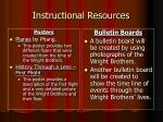 instructional resources33