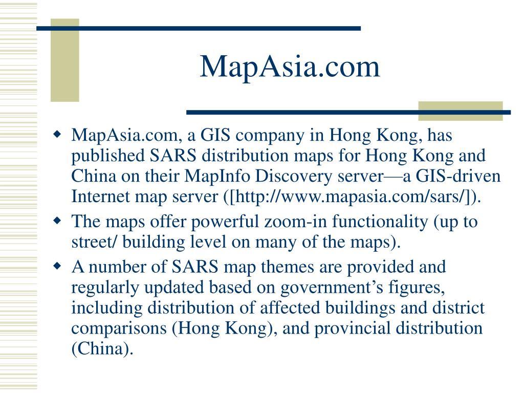 MapAsia.com