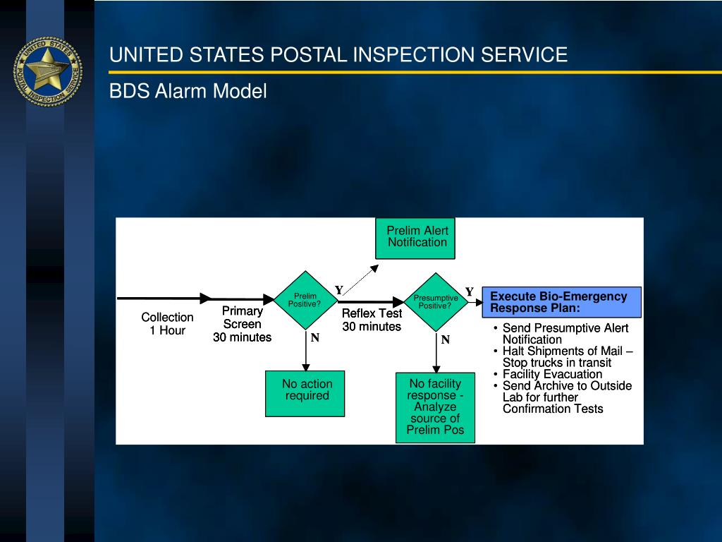 BDS Alarm Model