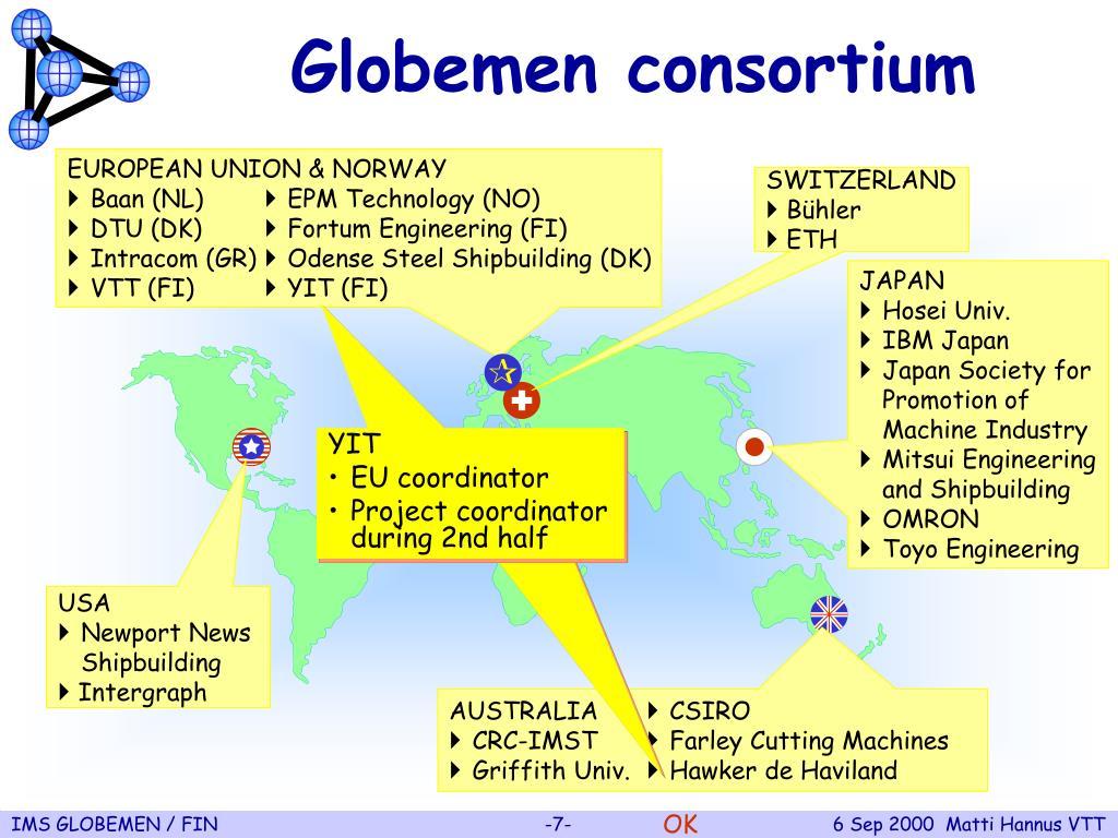 Globemen consortium