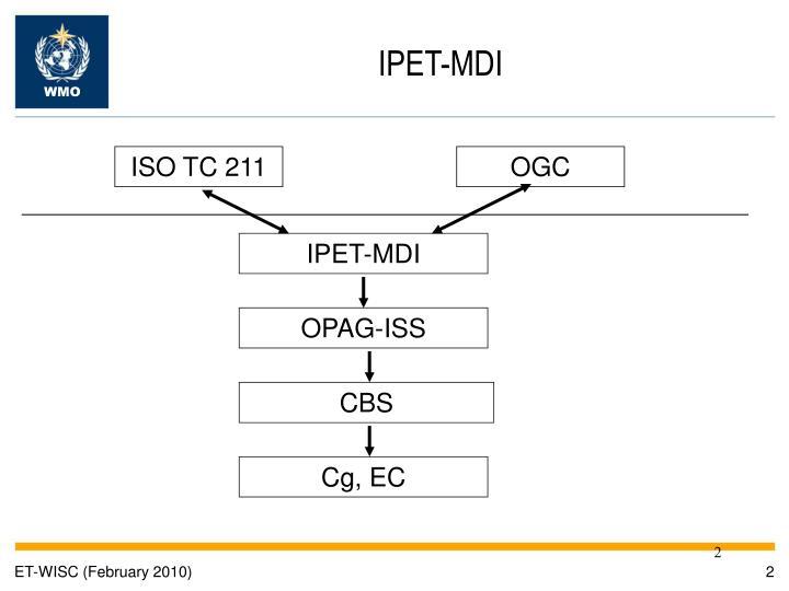 IPET-MDI