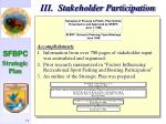 iii stakeholder participation13